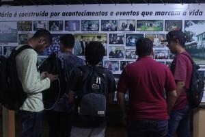 FOTO MATERIA - UNEMAT de Alto Araguaia finaliza exposições de 40 anos e do Conhecimento nesta sexta-feira
